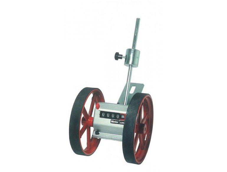 Conta metri con ruota doppia