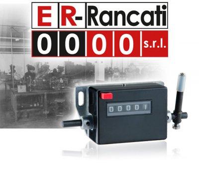 RANCATI - Contatori meccanici ed elettromeccanici - Visualizzatori di quota