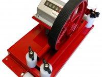 Meter counter to bar measure
