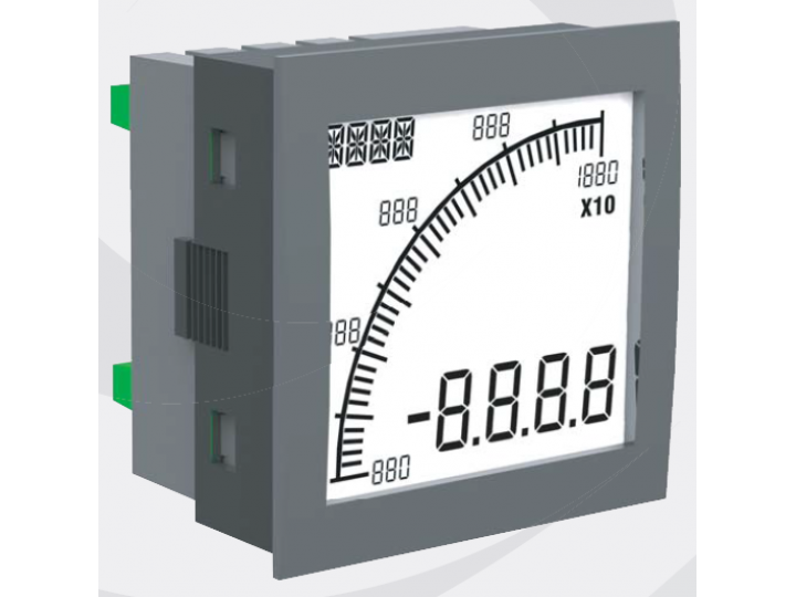 Electronic Panel APM Advanced Panel Meter
