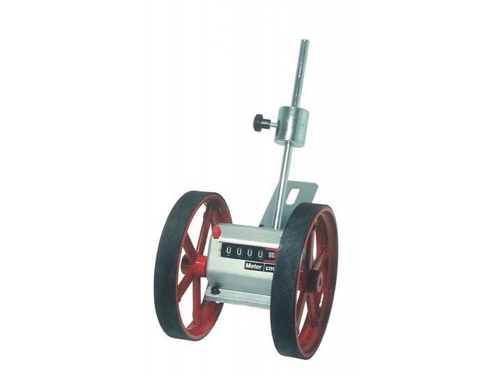 Road Meter with double wheel